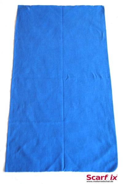 Schlauchschal royalblau blau uni