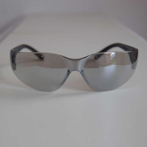 Sonnen- und Schutzbrille smoke verspiegelt ultraleicht und flexibel