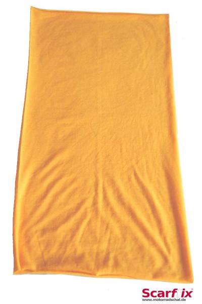 Schlauchschal  gelb uni