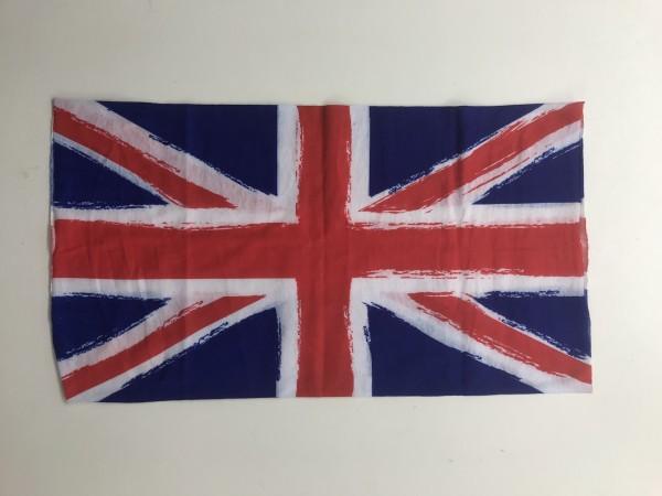 Motorradhalstuch Englische Flage Union Jack