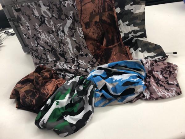 Bandana Schlauchtuch Camouflage